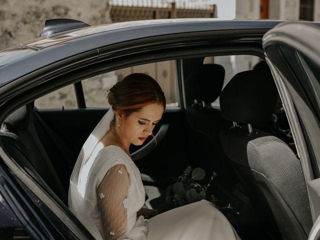 La boda de Jose y Luna en Otero De Herreros, Segovia 104
