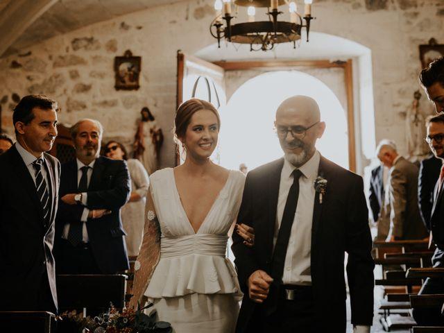 La boda de Jose y Luna en Otero De Herreros, Segovia 108