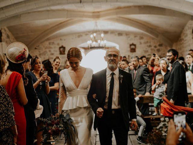 La boda de Jose y Luna en Otero De Herreros, Segovia 109