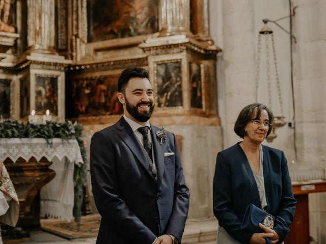 La boda de Jose y Luna en Otero De Herreros, Segovia 110