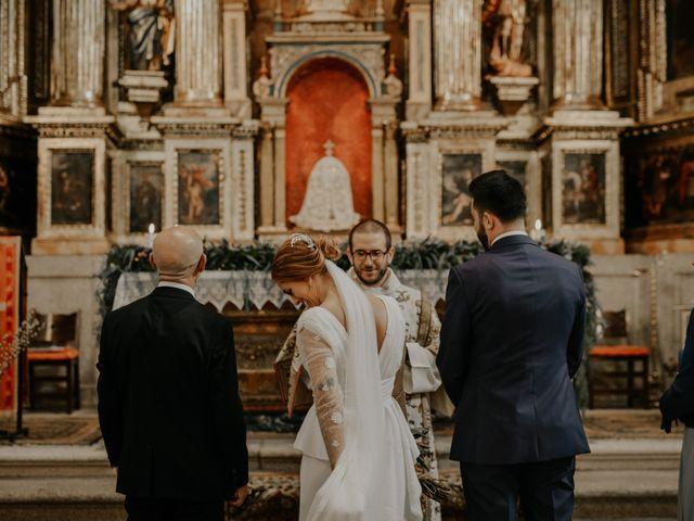 La boda de Jose y Luna en Otero De Herreros, Segovia 116
