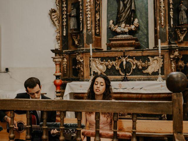 La boda de Jose y Luna en Otero De Herreros, Segovia 117