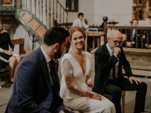 La boda de Jose y Luna en Otero De Herreros, Segovia 119