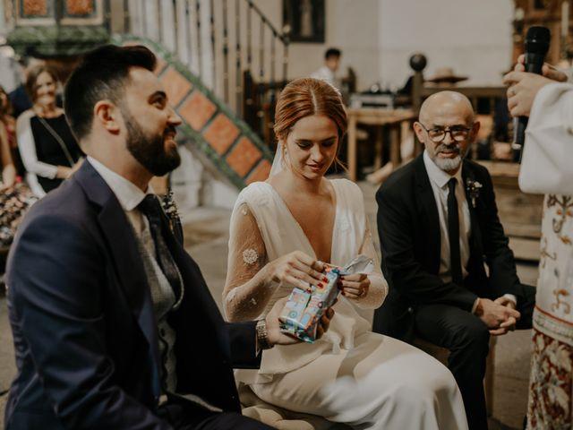 La boda de Jose y Luna en Otero De Herreros, Segovia 120