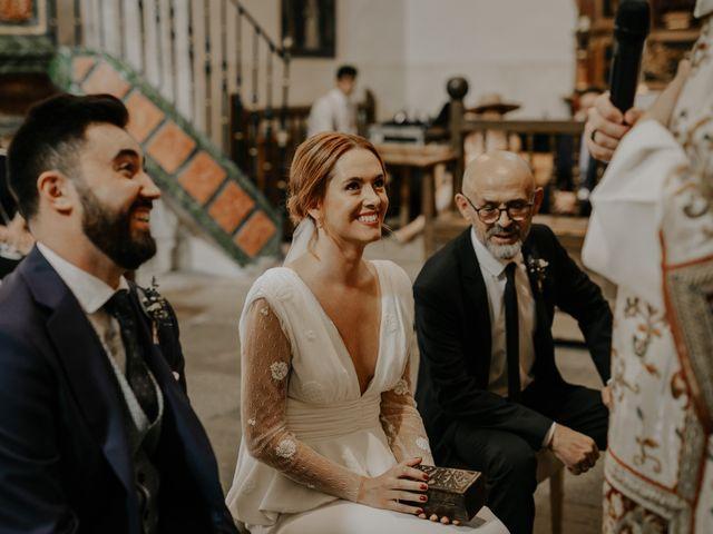 La boda de Jose y Luna en Otero De Herreros, Segovia 121