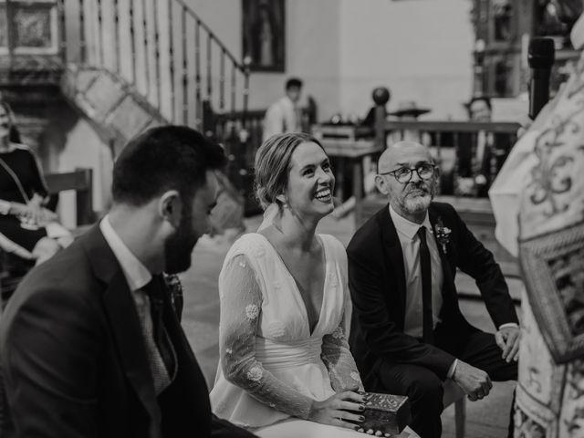La boda de Jose y Luna en Otero De Herreros, Segovia 123