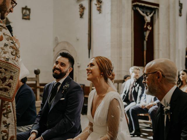 La boda de Jose y Luna en Otero De Herreros, Segovia 126