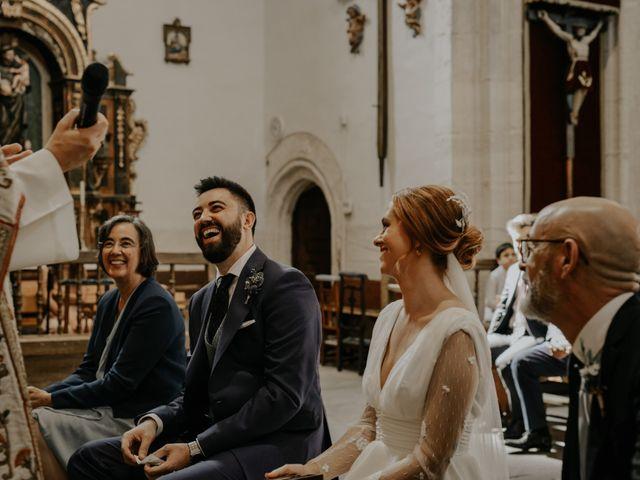 La boda de Jose y Luna en Otero De Herreros, Segovia 127