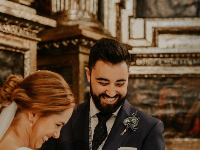 La boda de Jose y Luna en Otero De Herreros, Segovia 128
