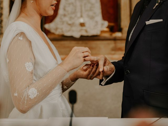 La boda de Jose y Luna en Otero De Herreros, Segovia 129