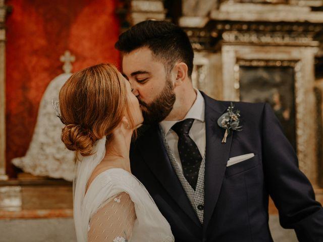 La boda de Jose y Luna en Otero De Herreros, Segovia 132