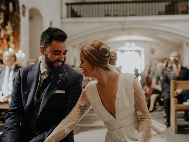 La boda de Jose y Luna en Otero De Herreros, Segovia 133