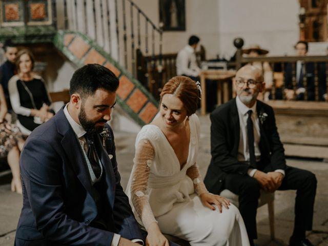 La boda de Jose y Luna en Otero De Herreros, Segovia 136