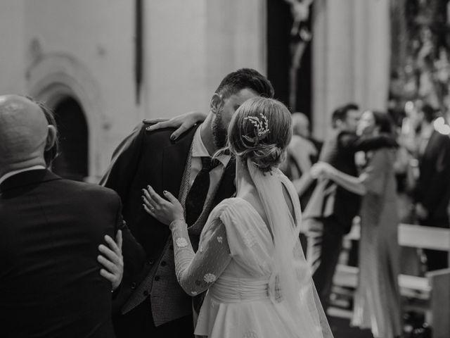 La boda de Jose y Luna en Otero De Herreros, Segovia 138