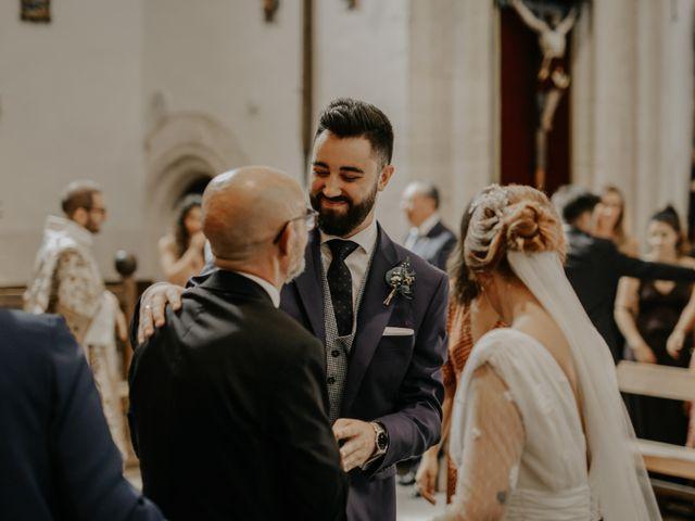 La boda de Jose y Luna en Otero De Herreros, Segovia 140