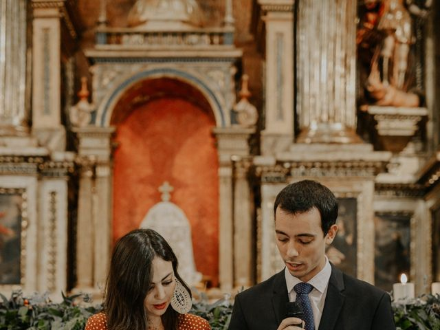 La boda de Jose y Luna en Otero De Herreros, Segovia 142