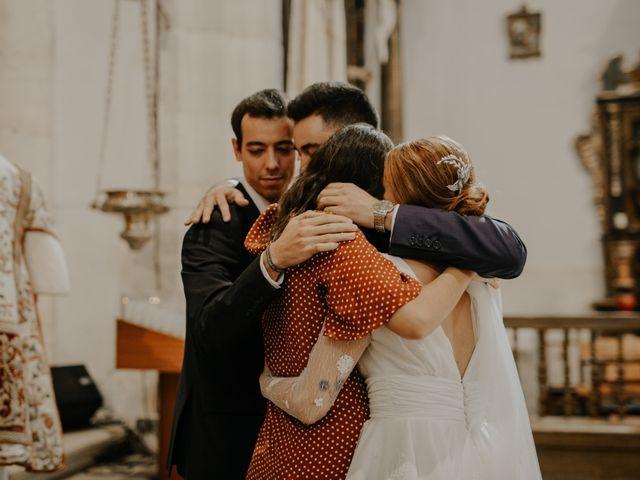 La boda de Jose y Luna en Otero De Herreros, Segovia 143