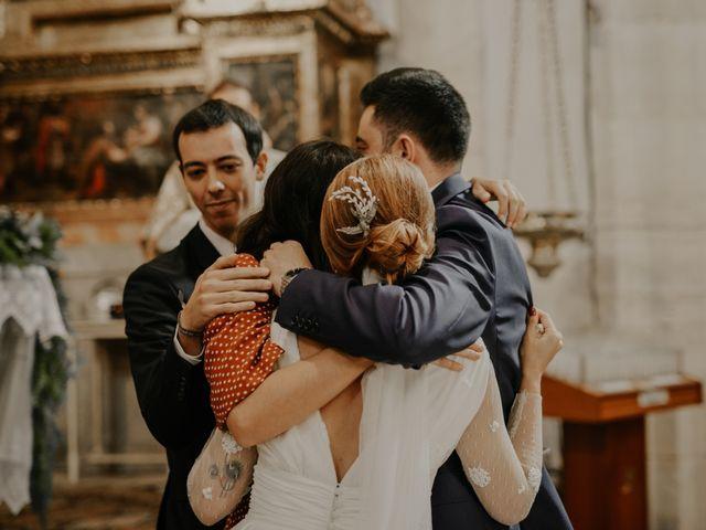 La boda de Jose y Luna en Otero De Herreros, Segovia 144