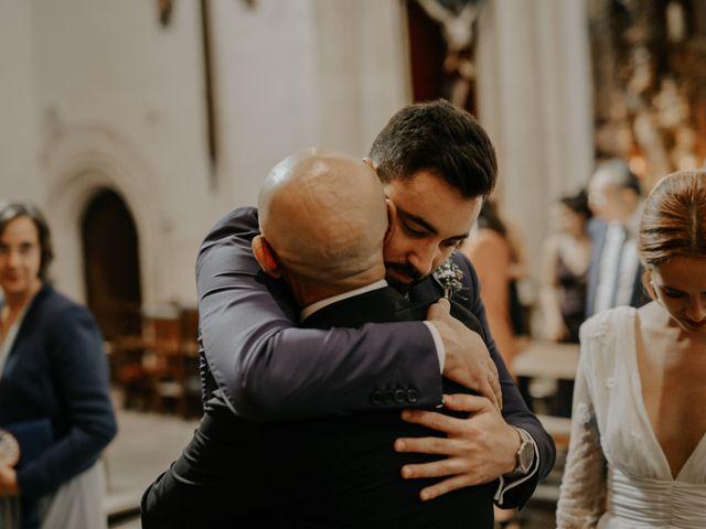 La boda de Jose y Luna en Otero De Herreros, Segovia 146