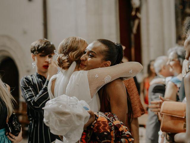La boda de Jose y Luna en Otero De Herreros, Segovia 150