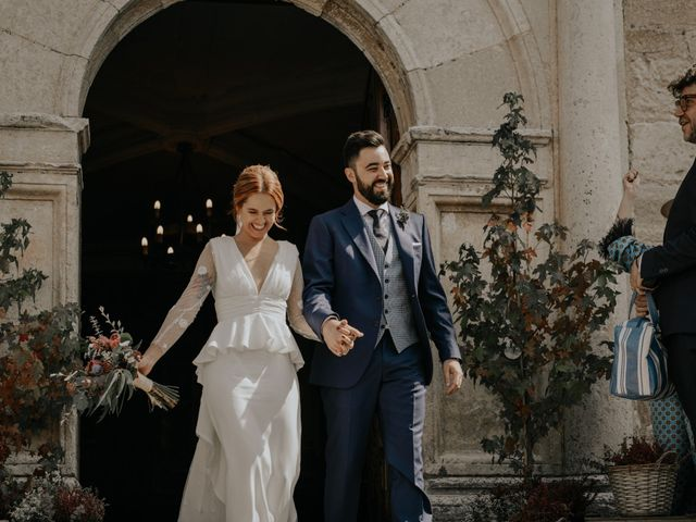 La boda de Jose y Luna en Otero De Herreros, Segovia 152