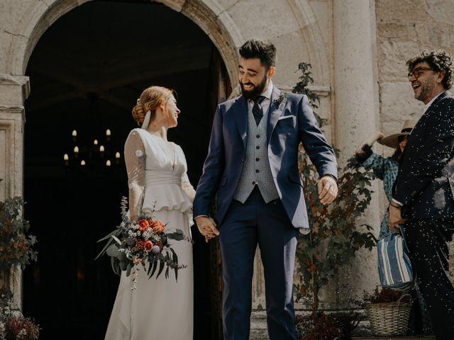 La boda de Jose y Luna en Otero De Herreros, Segovia 153