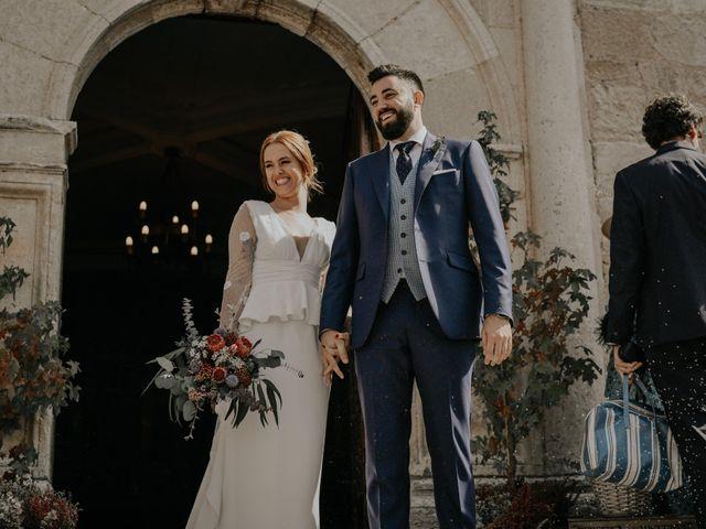 La boda de Jose y Luna en Otero De Herreros, Segovia 154