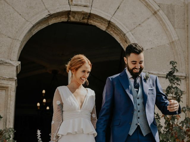 La boda de Jose y Luna en Otero De Herreros, Segovia 157