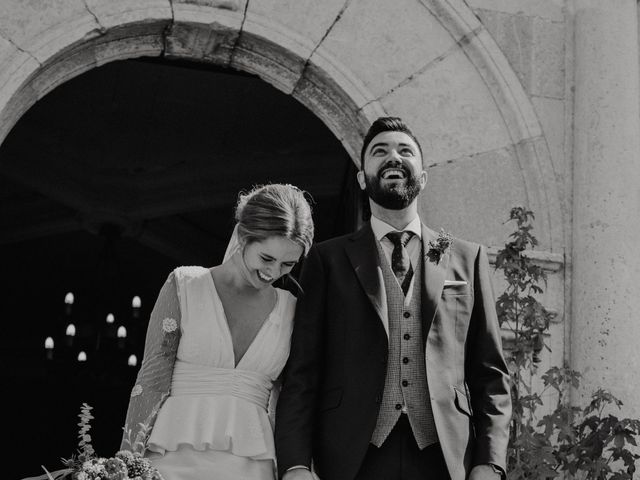 La boda de Jose y Luna en Otero De Herreros, Segovia 158