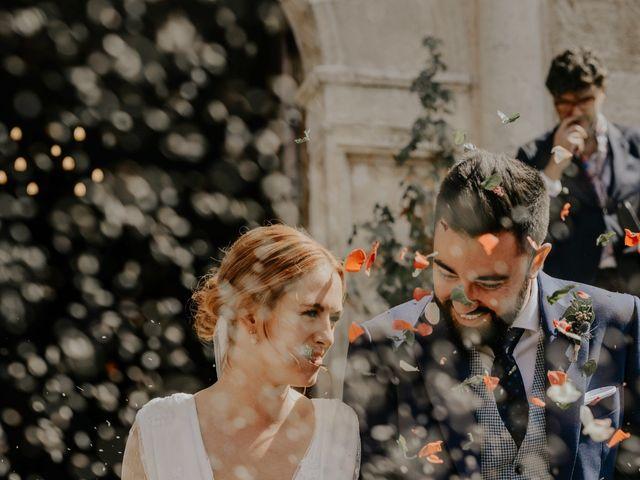 La boda de Jose y Luna en Otero De Herreros, Segovia 159