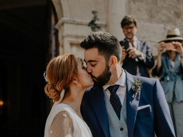 La boda de Jose y Luna en Otero De Herreros, Segovia 160