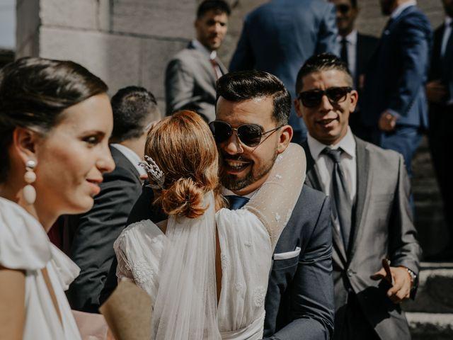 La boda de Jose y Luna en Otero De Herreros, Segovia 161
