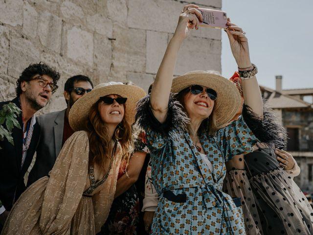 La boda de Jose y Luna en Otero De Herreros, Segovia 164