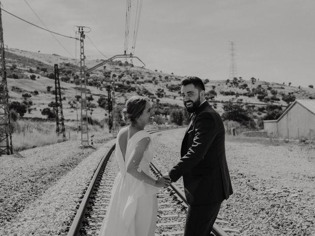La boda de Jose y Luna en Otero De Herreros, Segovia 167