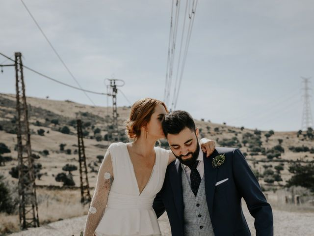 La boda de Jose y Luna en Otero De Herreros, Segovia 170