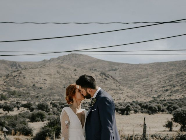 La boda de Jose y Luna en Otero De Herreros, Segovia 173