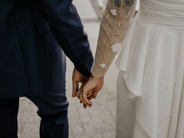 La boda de Jose y Luna en Otero De Herreros, Segovia 176