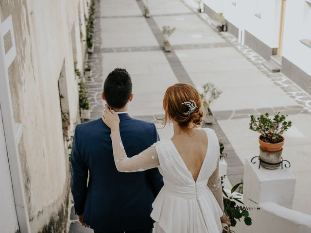 La boda de Jose y Luna en Otero De Herreros, Segovia 178