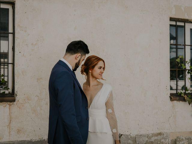 La boda de Jose y Luna en Otero De Herreros, Segovia 181