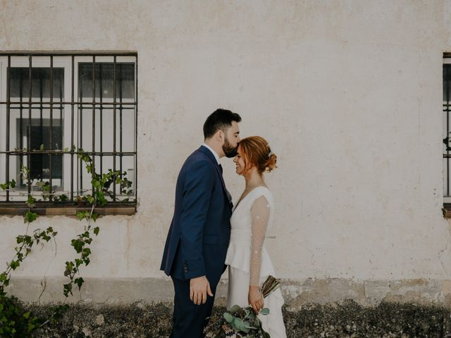 La boda de Jose y Luna en Otero De Herreros, Segovia 182