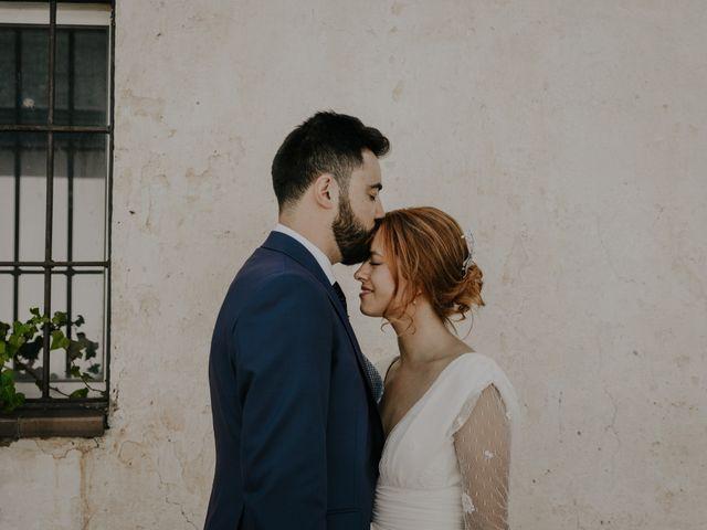 La boda de Jose y Luna en Otero De Herreros, Segovia 183