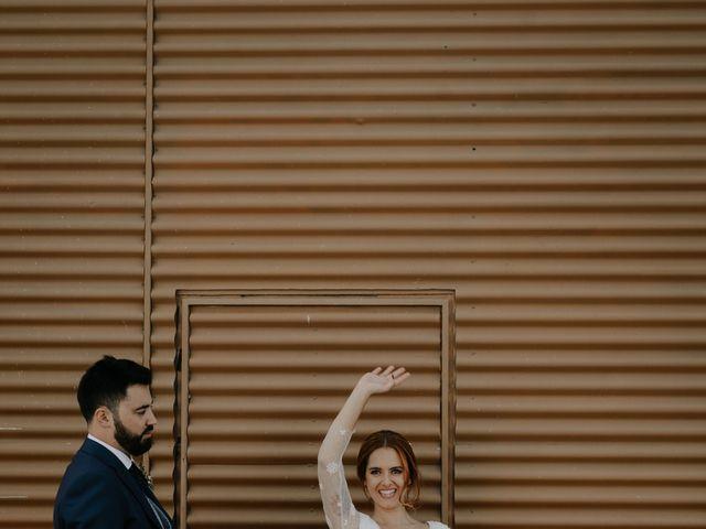 La boda de Jose y Luna en Otero De Herreros, Segovia 184