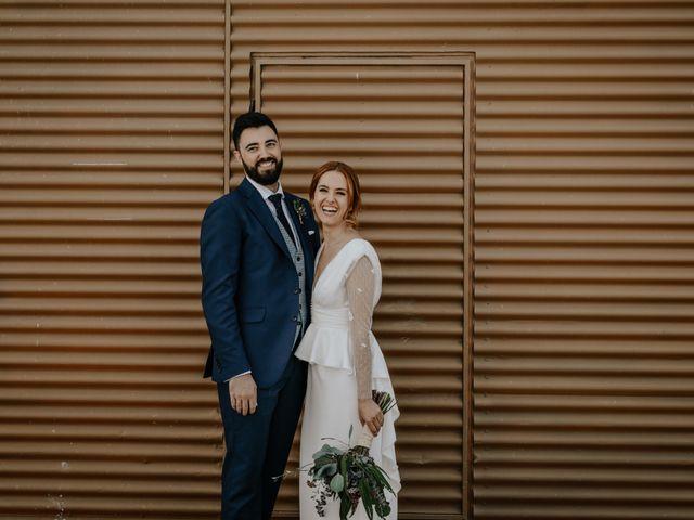 La boda de Jose y Luna en Otero De Herreros, Segovia 185