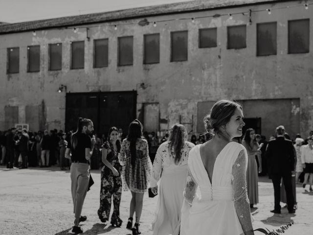 La boda de Jose y Luna en Otero De Herreros, Segovia 186