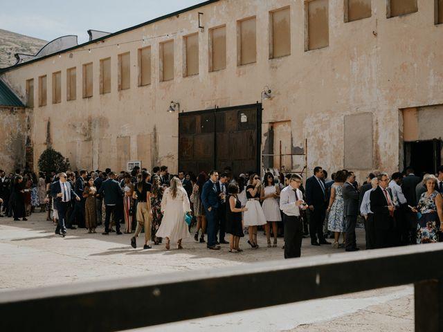 La boda de Jose y Luna en Otero De Herreros, Segovia 187