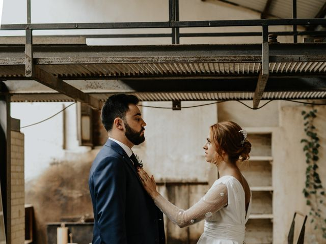 La boda de Jose y Luna en Otero De Herreros, Segovia 188