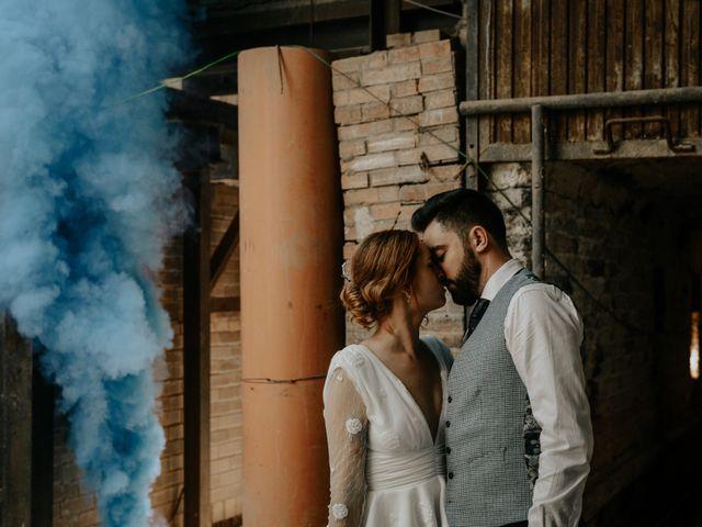 La boda de Jose y Luna en Otero De Herreros, Segovia 192