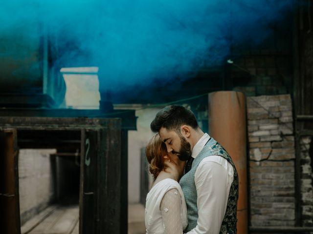 La boda de Jose y Luna en Otero De Herreros, Segovia 195