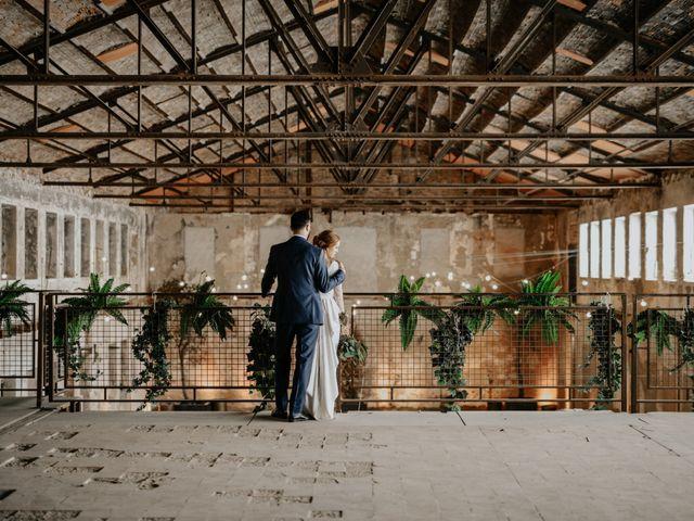 La boda de Jose y Luna en Otero De Herreros, Segovia 199