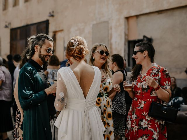 La boda de Jose y Luna en Otero De Herreros, Segovia 201